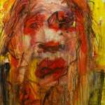 """Courtney"" 2008 (20"" x 16"" Oil on Canvas, $600.00)"
